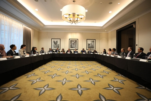 KLBC's Breakfast Engagement with the National Center for APEC 12
