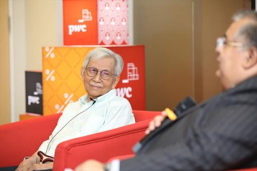 KLBC Dialogue with YABhg Tun Daim 2