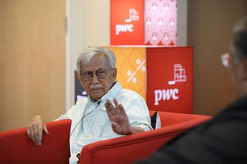 KLBC Dialogue with YABhg Tun Daim 3