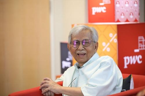 KLBC Dialogue with YABhg Tun Daim 4