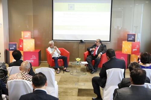 KLBC Dialogue with YABhg Tun Daim 5